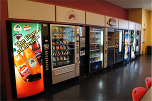 Vending Machines Office Coffee Service Naperville